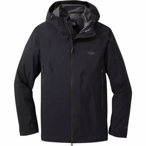 <title>ファッションブランド セール特別価格 カジュアル ファッション ジャケット パーカー ベスト アウトドアリサーチ OUTDOOR RESEARCH 黒色 ブラック ARCHANGEL JACKET BLACK メンズファッション コート</title>