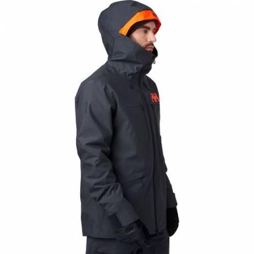 ファッションブランド カジュアル ファッション ジャケット パーカー ベスト ヘリーハンセン HELLY 売店 HANSEN JACKET アウトドア SLATE スポーツ スキー GARIBALDI メンズ 2.0 ウインタースポーツ 価格交渉OK送料無料
