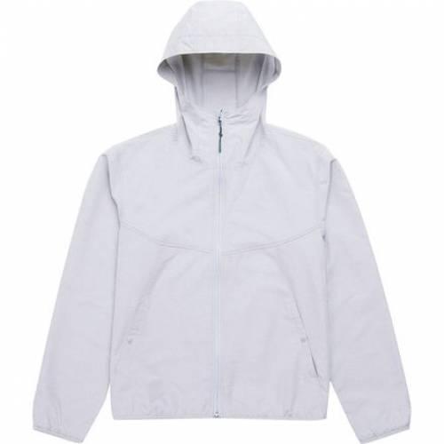HERSCHEL SUPPLY ジャケット メンズファッション トップス  メンズ 【 Voyage Wind Jacket 】 Light Grey Crosshatch:スニケス