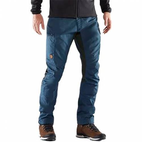ファッションブランド カジュアル ファッション パンツ フェールラーベン FJALLRAVEN 青色 ブルー 灰色 ズボン BLUE ランキングTOP5 TROUSER KAIPAK UNCLE メンズファッション DARK グレー GREY 贈与