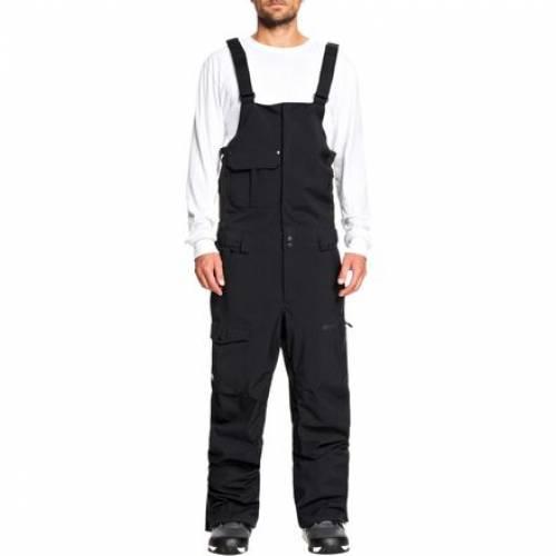 ファッションブランド 送料無料(一部地域を除く) カジュアル ファッション クイックシルバー パンツ 黒色 ブラック メンズ PANT UTILITY BLACK QUIKSILVER TRUE BIB 最安値挑戦
