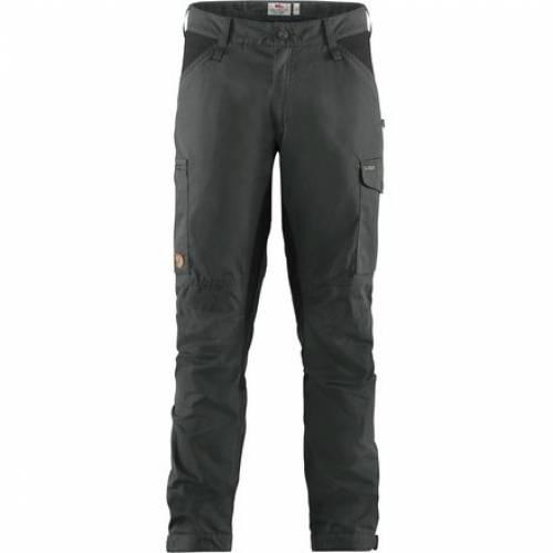 ファッションブランド 5☆大好評 カジュアル ファッション パンツ フェールラーベン FJALLRAVEN 灰色 グレー 黒色 国産品 BLACK TROUSER メンズファッション KAIPAK ズボン ブラック DARK GREY