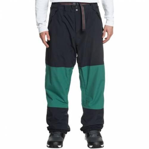 ファッションブランド カジュアル ファッション クイックシルバー QUIKSILVER パンツ 緑 グリーン GREEN ウインタースポーツ AL完売しました。 新品 送料無料 BEATER メンズ PANT スポーツ ロングパンツ ANTIQUE アウトドア スノーボード