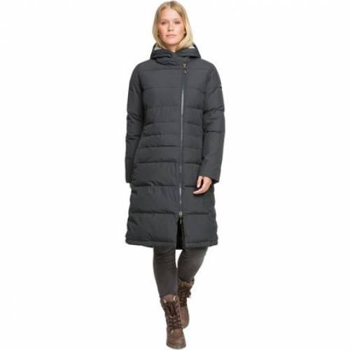ファッションブランド カジュアル ファッション ジャケット パーカー ベスト ロキシー ROXY 新入荷 流行 INSULATED TRUE ブラック BLACK JACKET 黒色 EVERGLADE 低価格