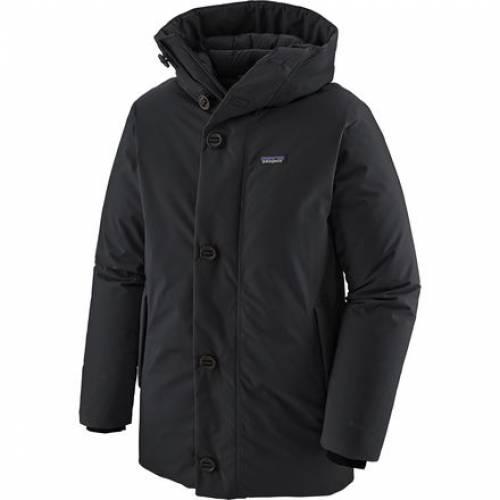 ファッションブランド 国際ブランド カジュアル ファッション ジャケット 《週末限定タイムセール》 パーカー ベスト パタゴニア PATAGONIA 黒色 メンズファッション BLACK コート RANGE ブラック FROZEN PARKA