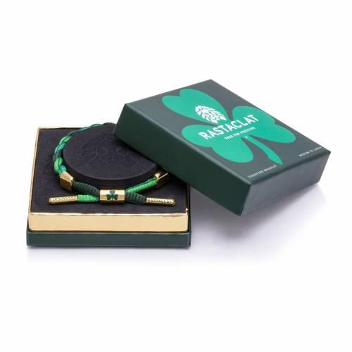 永遠の定番 ファッションブランド カジュアル ファッション アクセサリー 通販 ラスタクラット RASTACLAT ブレスレット PADDY'S BOXED BRACELET COLOR ST. メンズジュエリー ジュエリー