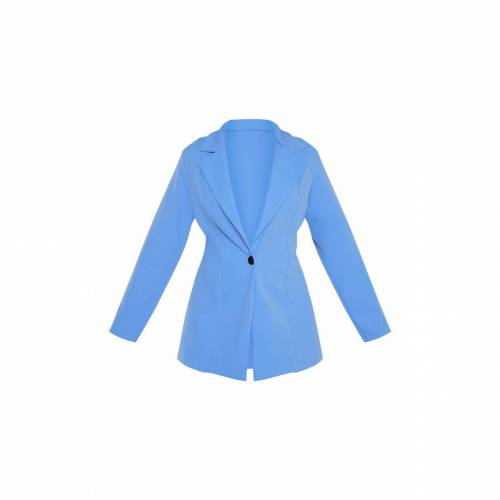 MASTAN_G 赤 レッド 【 RED OVERSIZED BOYFRIEND BLAZER BLUE 】