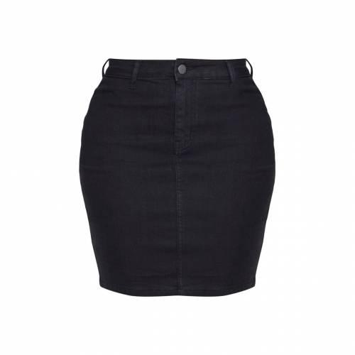 GOTO レディースファッション ボトムス スカート 【 Prettylittlething Shape Disco Bodycon Skirt 】 Black