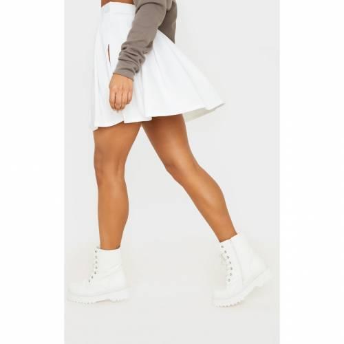 CTG_CLOT ピンク テニス 【 PINK DUSTY PLEATED SIDE SPLIT TENNIS SKIRT WHITE 】 レディースファッション ボトムス スカート