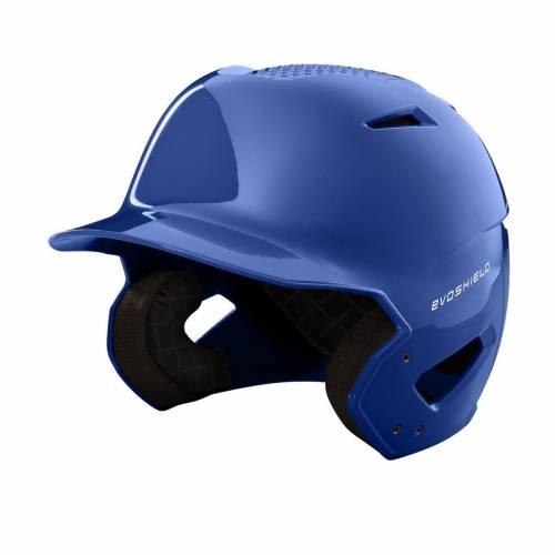 超激得SALE ファッションブランド 野球 EVO SHIELD バッティング ヘルメット 価格交渉OK送料無料 メンズ LUXE BATTING FITTED XVT HELMET ROYAL