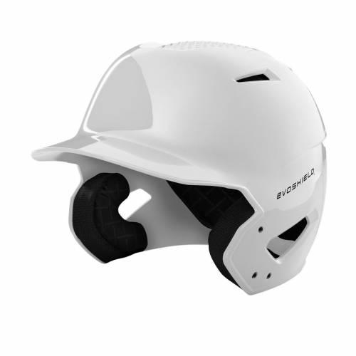 ファッションブランド 野球 EVO SHIELD バッティング ヘルメット 白色 ホワイト 公式 BATTING メンズ HELMET XVT WHITE FITTED ランキング総合1位 LUXE