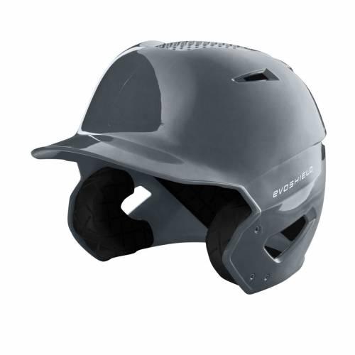 ファッションブランド 安い 激安 プチプラ 高品質 野球 EVO SHIELD バッティング ヘルメット 爆売りセール開催中 ハイ チャコール BATTING GLOSS メンズ HIGH FINISH HELMET CHARCOAL XVT