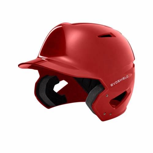ファッションブランド 野球 EVO SHIELD バッティング 返品送料無料 ヘルメット 永遠の定番モデル SCARLET XVT メンズ HELMET SCION BATTING