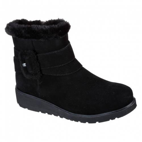 ファッションブランド カジュアル ファッション 国際ブランド スニーカー MODERN COMFORT モダン ウェッジ WEDGE WRAPS BLACK COZY 市場 黒色 KEEPSAKES ブラック