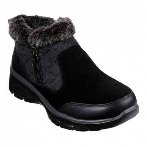 ファッションブランド カジュアル ファッション スニーカー MODERN COMFORT モダン セール 登場から人気沸騰 ウォーム 黒色 BLACK VIBEZ ブラック FIT: 贈答 GOING RELAXED WARM EASY