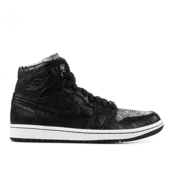 【海外限定】エアー ジョーダン ハイ スニーカー メンズ靴 靴 【 AIR JORDAN 1 RETRO HIGH BHM 】【送料無料】