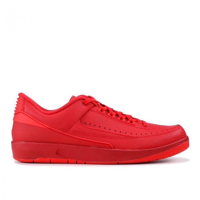 """【海外限定】エアー ジョーダン """"GYM RED"""" メンズ靴 靴 【 AIR JORDAN 2 RETRO LOW 】【送料無料】"""