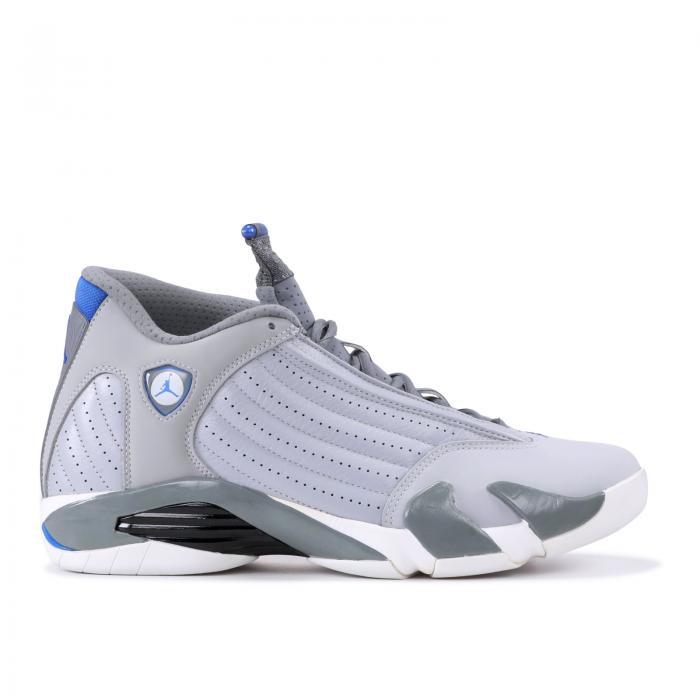 """【海外限定】エアー ジョーダン """"SPORT BLUE"""" 靴 メンズ靴 【 AIR JORDAN 14 RETRO 】【送料無料】"""