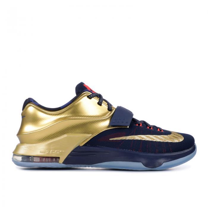 """【海外限定】""""GOLD MEDAL"""" スニーカー 靴 【 KD 7 PRM 】【送料無料】"""