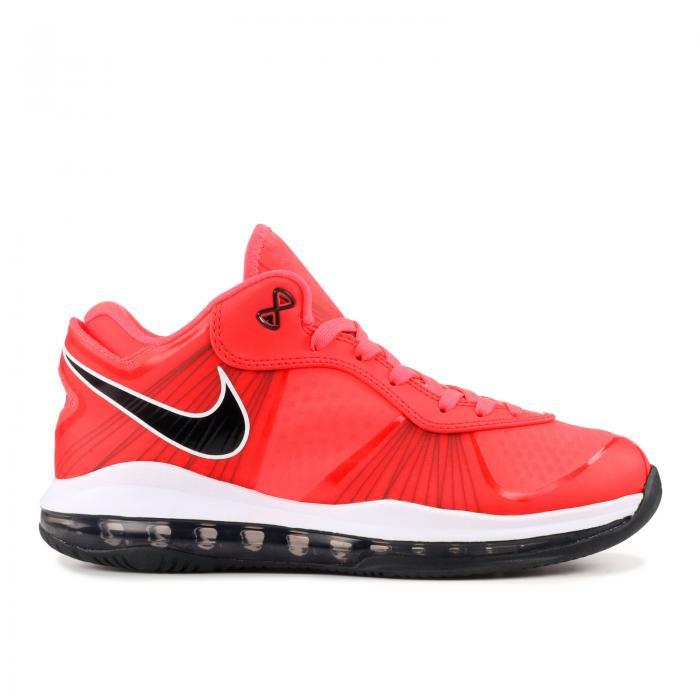 """【海外限定】レブロン """"SOLAR RED"""" 靴 メンズ靴 【 LEBRON 8 V 2 LOW 】【送料無料】"""