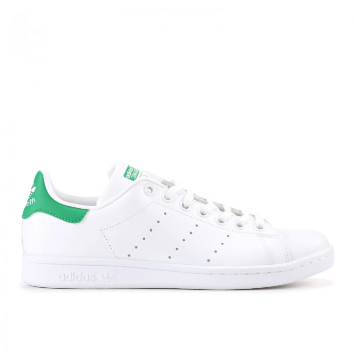 """""""WHITE"""" キッズ ベビー マタニティ 【 ADIDAS STAN SMITH J GS 】"""