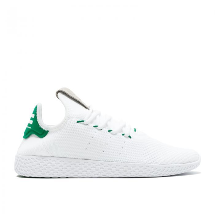 """【海外限定】テニス 'GREEN' """"GREEN"""" スニーカー メンズ 【 ADIDAS PHARRELL X TENNIS HU 】【送料無料】"""