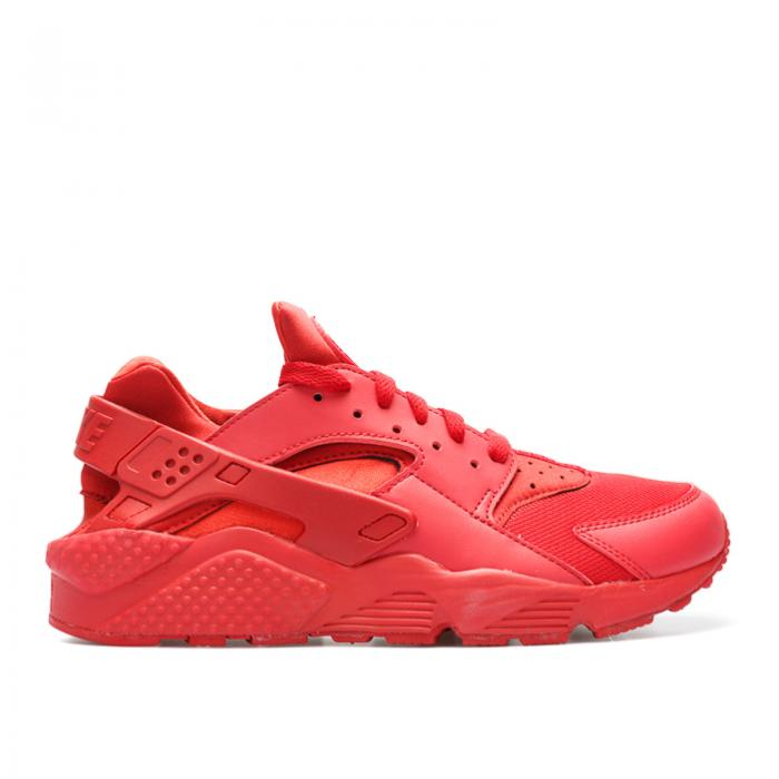 """【海外限定】ナイキ エアー ハラチ """"TRIPLE RED"""" スニーカー メンズ靴 【 NIKE AIR HUARACHE 】【送料無料】"""