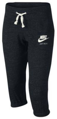 【海外限定】nike gym vintage capri pants ナイキ ビンテージ ヴィンテージ 女の子用 (小学生 中学生) 子供用
