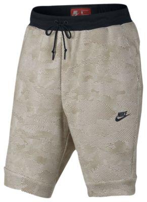 【海外限定】ナイキ テック フリース ショーツ ハーフパンツ メンズ nike tech fleece aop shorts メンズファッション パンツ ズボン