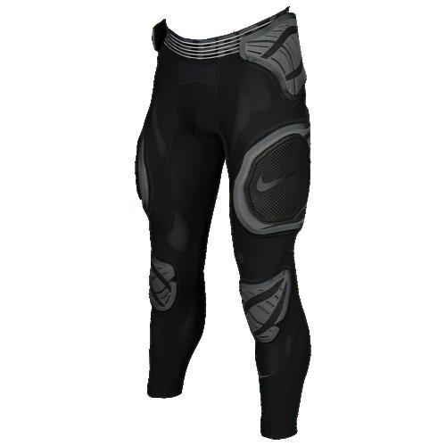 【海外限定】ナイキ パッド 3 4 タイツ メンズ nike hyperstrong padded 34 tights
