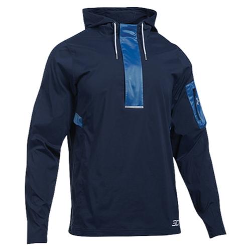 【海外限定】アッシュ ash under armour アンダーアーマー sc30 splash 1 2 zip jacket ジャケット メンズ