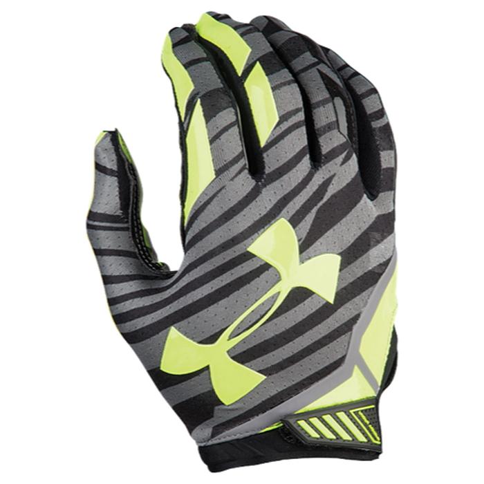 under armour アンダーアーマー sizzle football フットボール gloves メンズ アメリカンフットボール アウトドア スポーツ