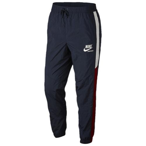 【連休セール】ナイキ ウーブン メンズ nike woven archive pants ウェア トレーニング フィットネス スポーツ パンツ メンズウェア アウトドア