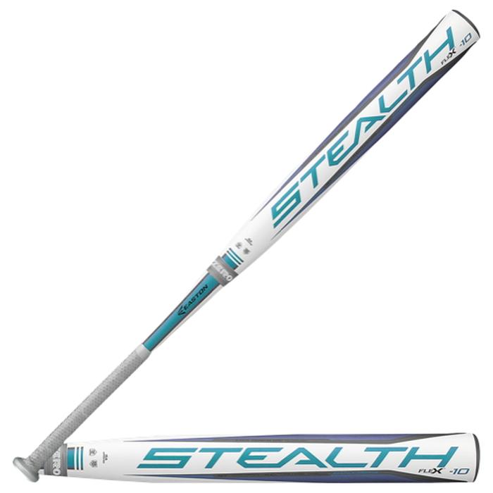 【海外限定】イーストン easton ステルス バット レディース stealth flex fastpitch bat