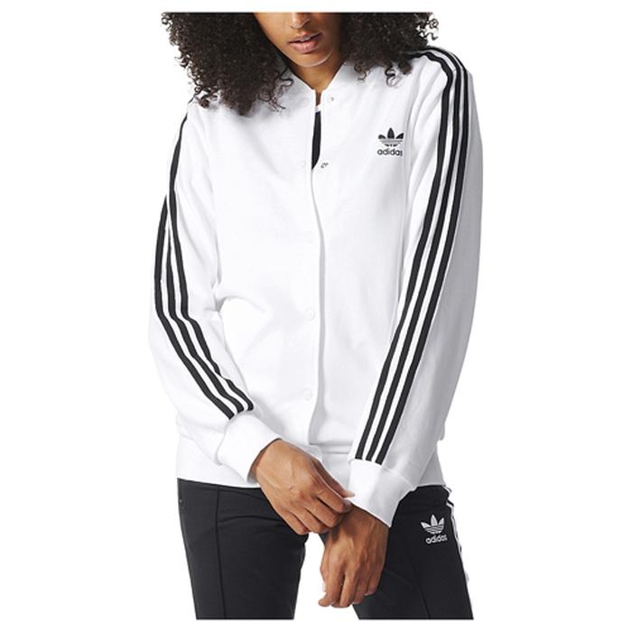 【海外限定】アディダス アディダスオリジナルス adidas originals オリジナルス ストライプ トラック ジャケット レディース three stripe track jacket