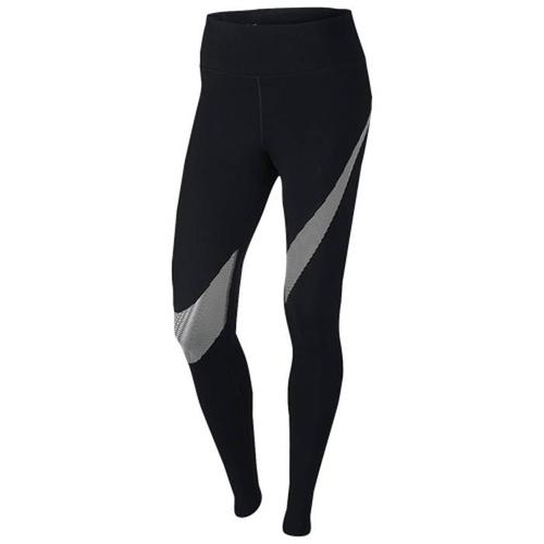 【海外限定】ナイキ ドライフィット グラフィック タイツ レディース nike drifit cotton graphic tights