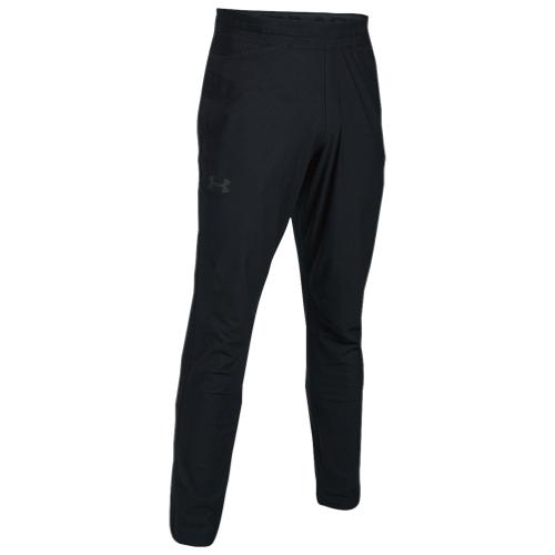 【海外限定】アンダーアーマー ニット メンズ under armour elevated knit pants