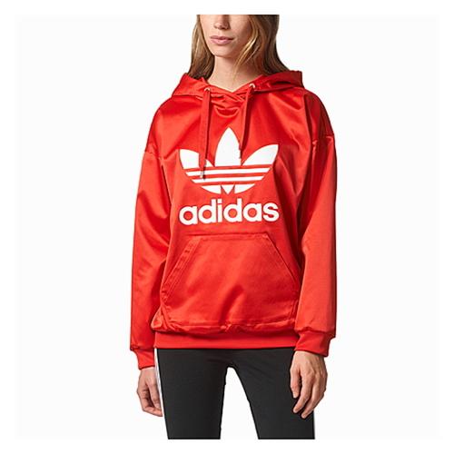 【海外限定】アディダス アディダスオリジナルス adidas originals オリジナルス trefoil トレフォイル hoodie フーディー パーカー レディース