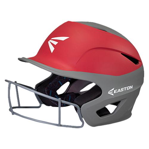 【海外限定】イーストン easton ヘルメット レディース prowess twotone fp helmet with mask