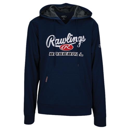 【海外限定】rawlings ローリングス branded baseball ベースボール hoodie フーディー パーカー メンズ