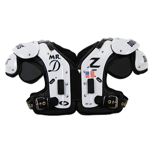 【海外限定】ダグラス douglas . メンズ sp mr dz shoulder pad アウトドア アメリカンフットボール スポーツ