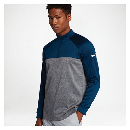 nike therma fit 12 zip cover up ナイキ サーマ 1 2 メンズ
