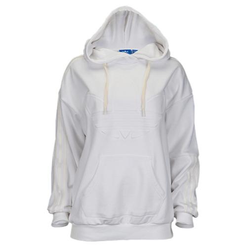 アディダス adidas originals オリジナルス st. petersburg flocked hoodie フーディー パーカー women's レディース