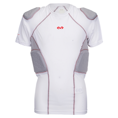 【海外限定】mcdavid rival pro 5 pad short sleeve shirt grade school マクダビッド ライバル プロ ショーツ ハーフパンツ スリーブ