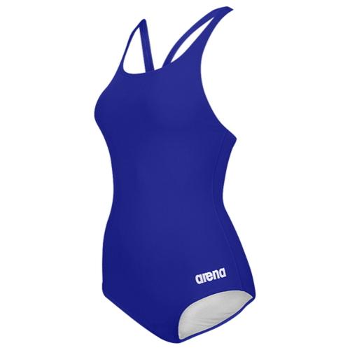 【海外限定】arena madison thick strap racerback swimsuit ストラップ レディース