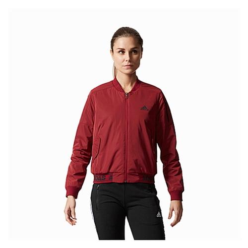 【海外限定】【マラソンセール】アディダス アディダスアスレチックス adidas athletics ウーブン women's レディース sport id woven bomber womens