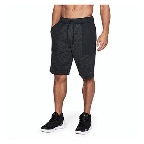 【海外限定】under armour アンダーアーマー baseline バセリン fleece フリース shorts ショーツ ハーフパンツ メンズ