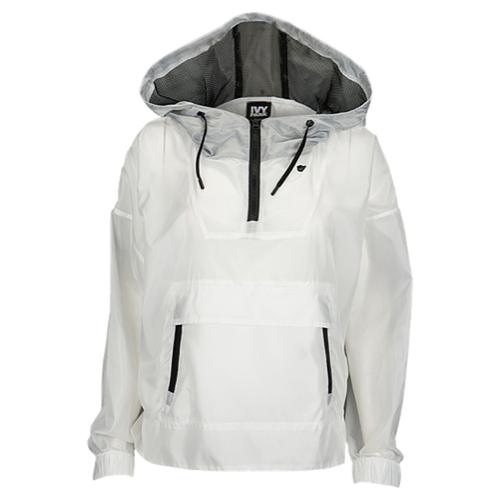 【海外限定】パーク ジャケット レディース ivy park translucent oth hooded jacket