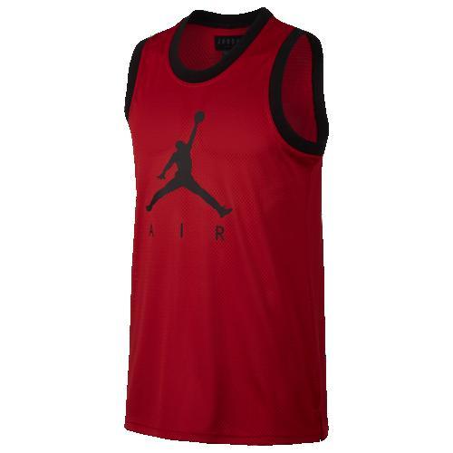 【海外限定】ジョーダン ジャンプマン リバーシブル ジャージ メンズ jordan jumpman mesh reversible jersey