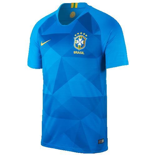 ナイキ スタジアム ジャージ メンズ nike brazil breathe stadium jersey アウトドア スポーツ